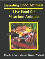 Breeding food animals; live food for vivarium animals.