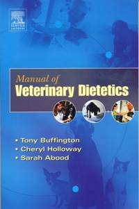 Manual of Veterinary dietetics